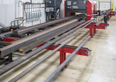 fabricate steel channel and angle