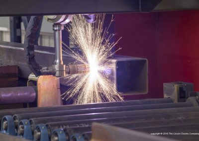 pythonx plasma cutting mechanical tube