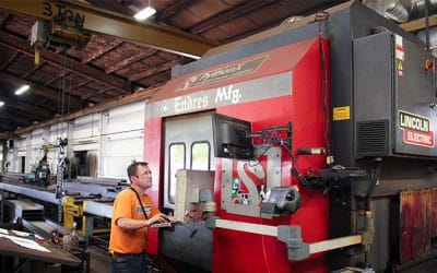 Endres Manufacturing – Innovates with Each Generation