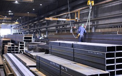 M&G Steel – Key to Success is Embracing New Technology