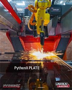 PythonX Plate Brochure